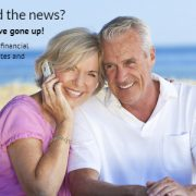 Fixed annuity rates have gone up!