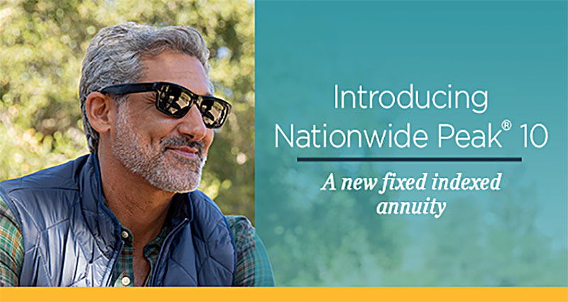 Nationwide Peak® 10 Fixed Indexed Annuity