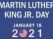 Our office is closed for MLK Day